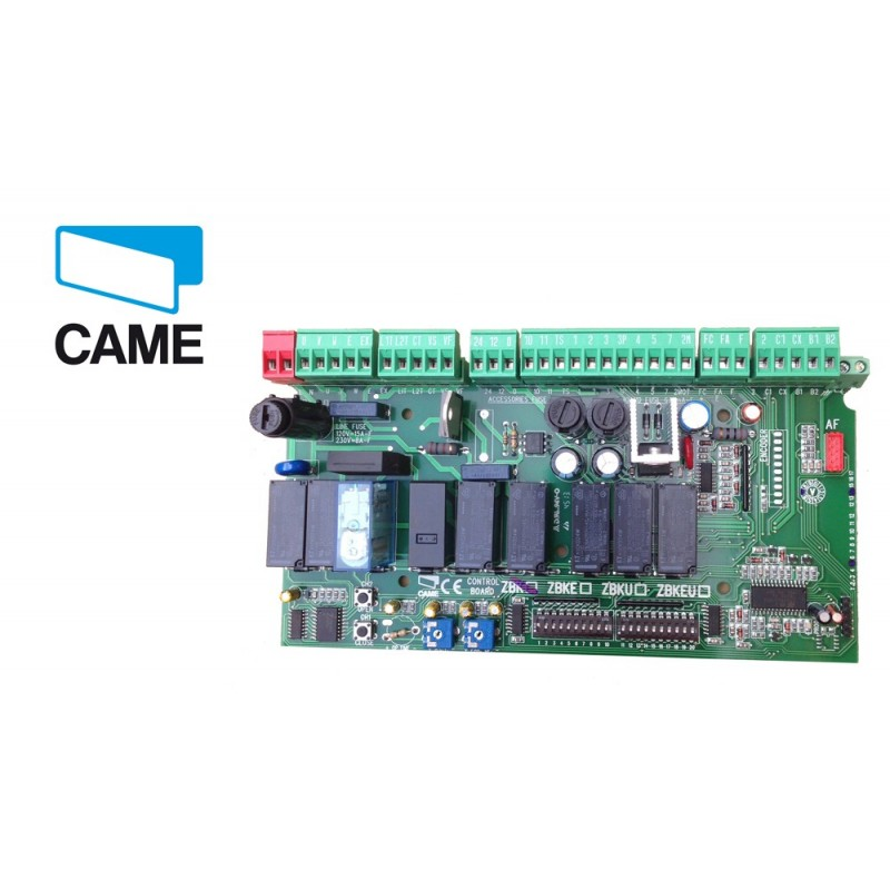 Carte came zbk ref 3199zbk original et prix pas cher for Came zbx74 78